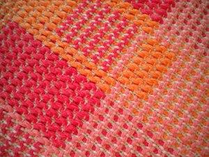 Color Block Block Placemats