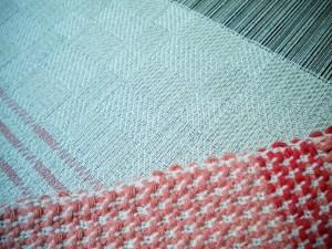 Twill block napkins