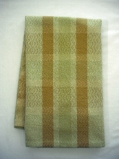Twill Towel in Naturally Colored Cotton
