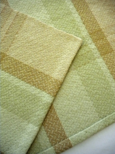 Kitchen Towel in Naturally Colored Cotton Twill