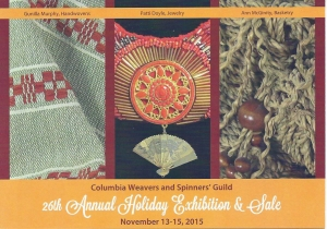 CWSG Holiday Exhibition and Sale