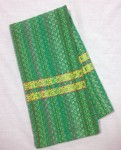 Cotton Kitchen Towel in Blended Greens