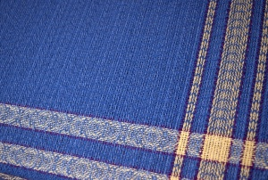 Gebrochene on the loom