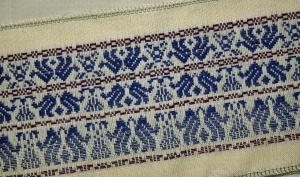 Lithuanian Opphamta on 21 Pattern Shafts
